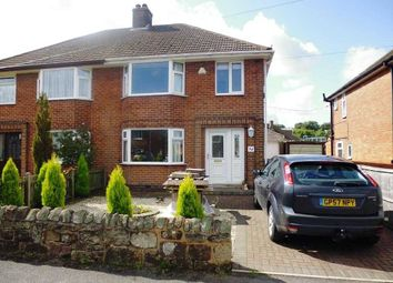 Thumbnail 3 bed semi-detached house to rent in Barry Road, Brimington, Chesterfield