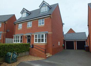 Thumbnail 5 bedroom detached house for sale in Sandiacre Avenue, Brindley Village, Stoke-On-Trent