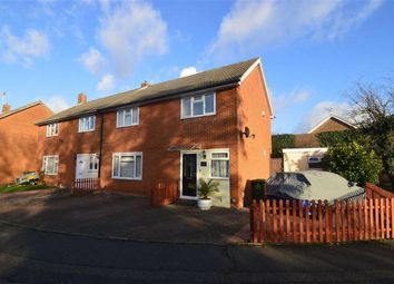 Thumbnail 4 bed semi-detached house for sale in Linford Drive, Basildon, Essex