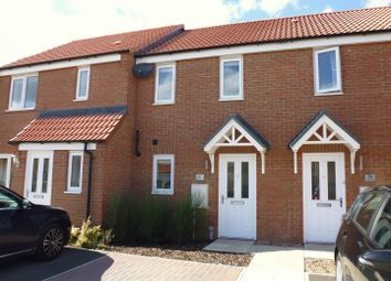 Thumbnail 2 bed town house for sale in Forge Way, North Hykeham, Lincoln
