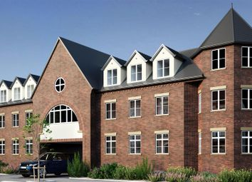 Thumbnail 2 bed flat for sale in Berkeley Court, Warwick Street, Earlsdon, Coventry