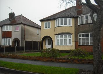 Thumbnail 3 bed semi-detached house to rent in Winchester Road, Wolverhampton