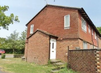 Thumbnail 1 bed terraced house to rent in Springwood Drive, Godinton Park, Ashford, Kent