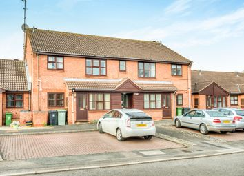 Thumbnail 2 bed property for sale in Naseby Close, Church Hill North, Redditch