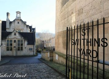 Thumbnail 3 bed flat for sale in Walcot Street, City Centre, Bath