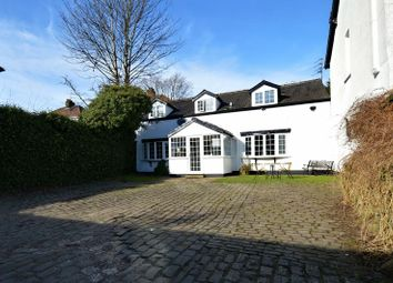 Thumbnail 4 bedroom detached house for sale in Long Knowle Cottages, Hilton Lane, Prestwich, Manchester