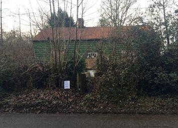 Thumbnail Land for sale in Watton Green, Watton, Thetford