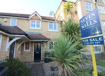 Thumbnail 4 bedroom terraced house for sale in Nightingale Shott, Egham