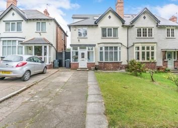 Thumbnail 4 bedroom semi-detached house for sale in Swanshurst Lane, Moseley, Birmingham, West Midlands