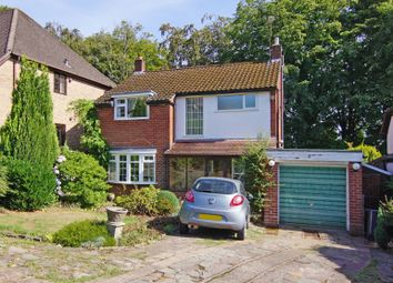 Thumbnail 3 bed detached house for sale in Cherry Hill Avenue, Barnt Green