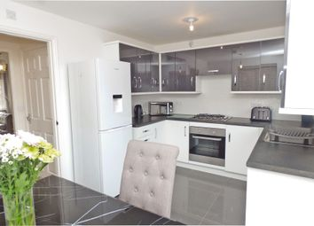 Thumbnail 3 bed semi-detached house for sale in Hyperion Way, Newcastle Upon Tyne