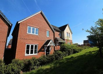 Thumbnail 3 bed detached house for sale in Rudyard Lake Grove, Brindley Village, Stoke-On-Trent