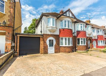 Thumbnail 3 bedroom end terrace house for sale in Grafton Avenue, Rochester, Kent