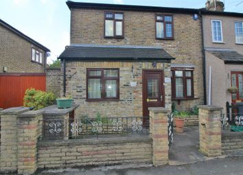 Thumbnail 4 bedroom end terrace house for sale in Eleanor Road, Waltham Cross, Herts
