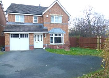 Thumbnail 4 bed detached house to rent in Lakewood Drive, Rubery