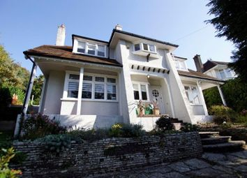Thumbnail 4 bed detached house for sale in Eaton Road, Branksome Park, Poole