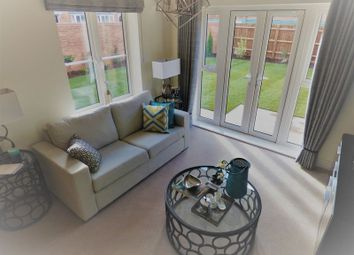 Thumbnail 4 bed semi-detached house for sale in Tuffley Crescent, Linden, Gloucester