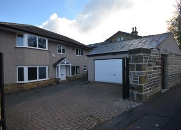 4 bed detached house for sale in Rokeby Cottage, Skircoat Green Road, Manor Heath HX3