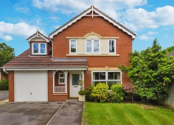 Thumbnail 4 bed detached house for sale in Hurworth Avenue, Langley, Berkshire