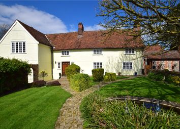 Thumbnail 6 bed detached house to rent in Little Chishill, Royston, Cambridgeshire