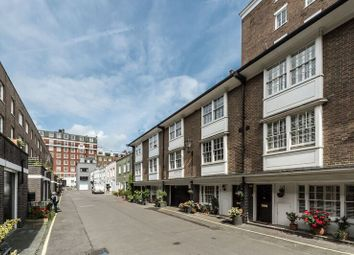 Thumbnail 3 bed mews house for sale in Bryanston Mews West, London