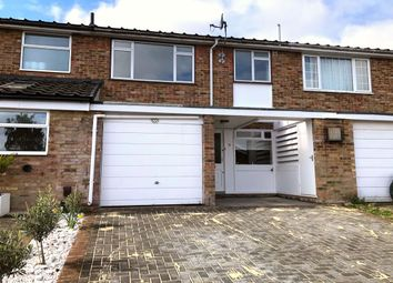 Thumbnail 3 bed terraced house to rent in Claremont Close, Orpington