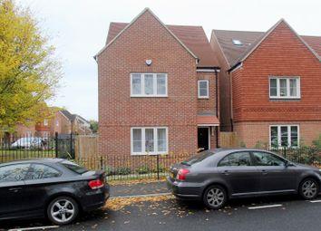 Thumbnail 4 bedroom detached house for sale in Attlee Way, Milton Regis, Sittingbourne