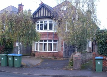 Thumbnail 4 bed flat to rent in Hill Lane, Shirley, Southampton