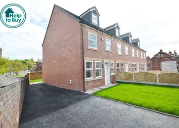 Thumbnail 4 bed town house for sale in Plot 1, The Green, Salisbury Grove, Armley, Leeds, West Yorkshire