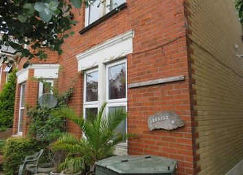 Thumbnail 2 bed flat to rent in Alma Road, Winton, Bournemouth