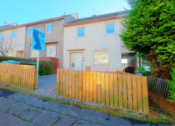 Thumbnail 2 bed terraced house for sale in School Street, Chapelhall, Airdrie