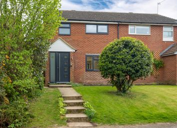 Thumbnail 3 bed semi-detached house for sale in Moor End Lane, Thame