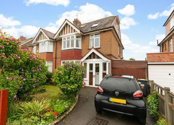 Thumbnail 5 bed semi-detached house for sale in St Lawrence Avenue, Worthing, West Sussex