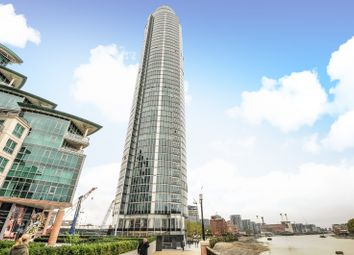 Thumbnail 3 bedroom property for sale in The Tower, St George Wharf