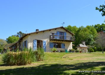 Thumbnail 6 bed farmhouse for sale in St Aulaye, Dordogne, 24410, France
