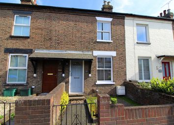 Thumbnail 2 bedroom terraced house to rent in Hatfield Road, St Albans