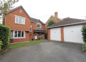 Thumbnail 4 bed detached house for sale in Joseph Fletcher Drive, Wingerworth, Chesterfield