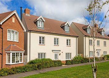 Thumbnail 5 bedroom detached house for sale in Kimmeridge Road, Cumnor, Oxford