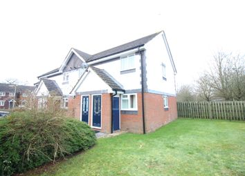 Thumbnail 2 bed maisonette to rent in Water Rede, Church Crookham, Fleet
