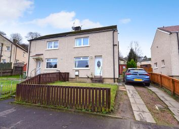 Thumbnail 2 bed semi-detached house for sale in Johnstone Terrace, Twechar, Kilsyth, Glasgow
