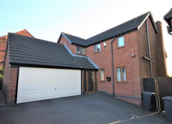 Thumbnail 3 bedroom detached house for sale in Talbot Street, Whitwick, Coalville