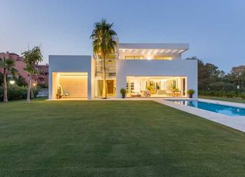 Thumbnail 4 bed villa for sale in Casasola, Estepona, Costa Del Sol