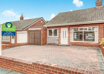 Thumbnail 2 bed bungalow for sale in Hayton Road, Marden Estate, North Shields