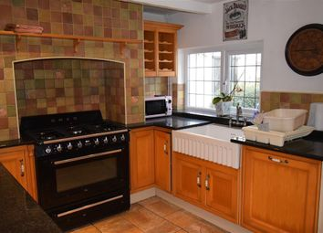 Thumbnail 3 bed cottage to rent in Old Roman Road, Langstone, Newport