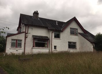 Thumbnail 4 bed detached house for sale in Crianlarich, Crianlarich, Stirling