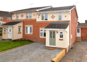 Thumbnail 3 bed semi-detached house for sale in Grizedale Close, Kettering