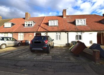 Thumbnail 2 bed terraced house for sale in Neville Road, Becontree, Dagenham