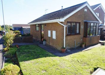 Thumbnail 2 bed detached bungalow for sale in Rowanburn Close, Adderley Green, Stoke-On-Trent, Staffordshire