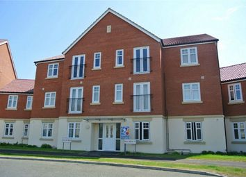 Thumbnail 1 bed flat for sale in Tilia Way, Bourne, Lincolnshire
