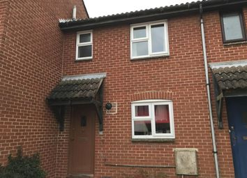 Thumbnail 2 bedroom terraced house to rent in Castlehaven Close, Chippenham